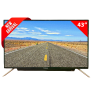 Pentanik 43 inch Smart Android TV with Soundbar